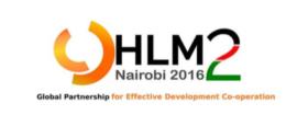 Report da HLM2 Nairobi