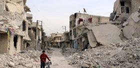 ALEPPO COME SREBRENICA. LA COMUNITA' INTERNAZIONALE FERMI IL GENOCIDIO IN SIRIA