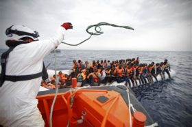 Rescue at Sea, NGOs and the Code of Conduct. Some much-needed clarification