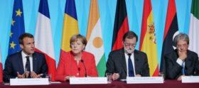 Dal vertice di Parigi un piano per fermare i flussi. Quasi assenti politiche per sviluppo sostenibile e rispetto diritti umani