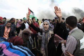 La deliberata uccisione di civili avvenuta il 14 maggio 2018 nella Striscia di Gaza non può restare impunita