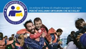 """""""Welcoming Europe"""" una proposta dei cittadini europei per costruire insieme l'Europa che vogliamo"""