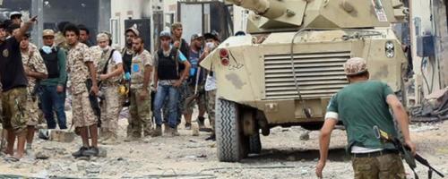IRAN e LIBIA: soluzione politica e mobilitazione permanente