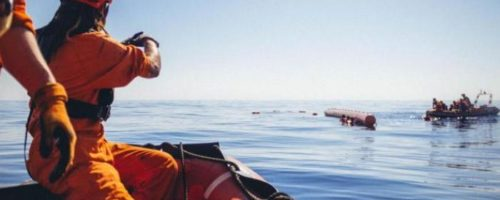 L'Italia non rinunci a salvare vite nel Mediterraneo