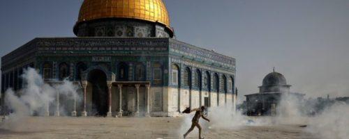 AOI chiede la cessazione delle violenze a Gerusalemme e Gaza  e l'azione diplomatica italiana e internazionale